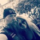 Zakk Wylde and Barbaranne Wylde - 454 x 457
