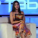 Lara Dutta Launch Samsung Galaxy Tab 10.1