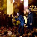 Luke Bryan-April 19, 2015-50th Academy Of Country Music Awards - Show