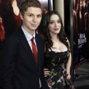 Michael Cera and Kat Dennings - Premiere Of