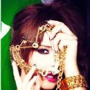 Cheryl Cole - bliss Magazine Pictorial [United Kingdom] (July 2012)