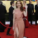Jayma Mays - 17 Annual Screen Actors Guild Awards at The Shrine Auditorium on January 30, 2011 in Los Angeles, California