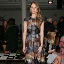 Julie Henderson Wes Gordon Fashion Show In Nyc