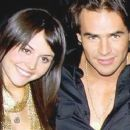 Jorge Poza and Zuria Vega