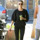 Rosie Huntington Whiteley At A Gym In Beverly Hills