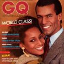 Charles Williamson - GQ Magazine Cover [United States] (October 1982)