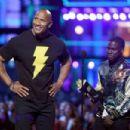Dwayne Johnson- April 9, 2016-2016 MTV Movie Awards - Show - 454 x 302