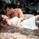 Terry Moore & Barry Coe In Peyton Place