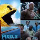 Pixels (2015) - 454 x 347