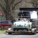 Anne Marie – Spotted filming her new music video in Essex