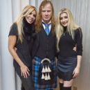 Dave Mustaine & family - 454 x 691