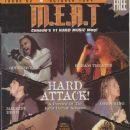 Geoff Tate, Dave Mustaine, Tom Araya, Robb Flynn, James Labrie & Dexter Holland - 371 x 491