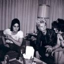 Billy Idol, Pleasant Gehman, Joan Jett - 382 x 248