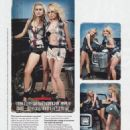 Girls Of Hollyoaks FHM UK September 2010