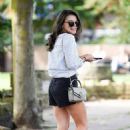 Faye Brookes – Out for a stroll at Terrence Paul in Cheshire - 454 x 679