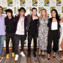 Lindsey Morgan – Comic-Con International in San Diego 07/21/2017 - 454 x 320
