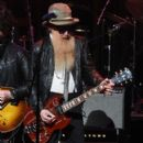 Billy Gibbons performs onstage at the Second Annual LOVE ROCKS NYC! A Benefit Concert for God's Love We Deliver at Beacon Theatre on March 15, 2018 in New York City - 406 x 600