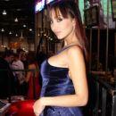 Katsumi Beautiful in Blue Dress - 454 x 680