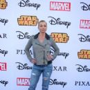 Jaime Pressly Disneys Vip Halloween Event In Glendale