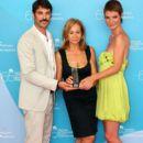Luca Calvani-August 31, 2008-65th Venice Film Festival: Kineo'Diamanti Al Cinema Italiano'Award