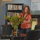 Rebecca Mader InTouch Magazine 2008