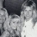Vince and Sharise Neil with Greg Giuffria and Candace