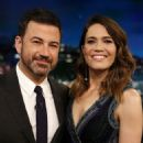 Mandy Moore at 'Jimmy Kimmel Live!' in Hollywood - 454 x 681