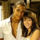 Bianca Bin and Micael Borges