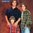 Matthew Lawrence, Andrew Lawrence and Joey Lawrence - 454 x 606