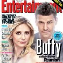 David Boreanaz and Sarah Michelle Gellar