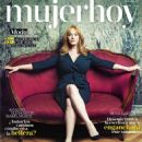 Christina Hendricks - Mujer Hoy Magazine Cover [Spain] (28 May 2016)