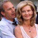 Kevin Costner and Joan Allen