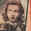 Lauren Bacall - 454 x 651