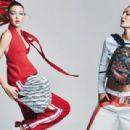 Gigi Hadid - Vogue Magazine Pictorial [United States] (April 2016)