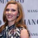 Scarlett Johansson Presents The New MANGO Winter 2009/10 Campaign In Munich, 15.10.2009.