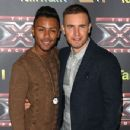 Marcus Collins (singer) and Robin Windsor - 454 x 349