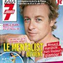 Simon Baker - Télé 7 Jours Magazine Cover [France] (25 August 2012)