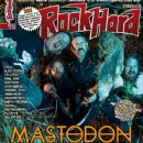 Bill Kelliher, Brann Dailor, Brent Hinds, Troy Sanders - Rock Hard Magazine Cover [France] (June 2014)