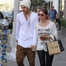 Ashley Benson and Ryan Good in Los Angeles, California (January 23) - 454 x 681