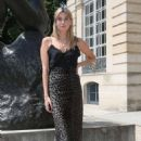 Camille Rowe – Christian Dior Haute Couture Show 2019 in Paris