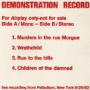 Demonstration Record