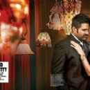 Sunil shetty And wife Mana Photo Shoot On Hello! India Magazine June 2013 - 454 x 285