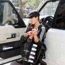 Kim Kardashian - Los Angeles Candids, 27.09.2008.