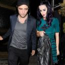 Robert Pattinson and Katy Perry