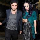 Robert Pattinson and Katy Perry