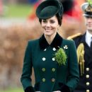 Kate Middleton – 2017 Annual Irish Guards St Patrick's Day Parade in London - 454 x 886