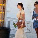 Miranda Kerr – Leaves a Doctor Office in Los Angeles - 454 x 604