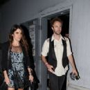 Nikki Reed and Paul McDonald at the Bootleg Theater in LA (December 6)