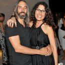 Lisa Edelstein and Robert Russell (artist)