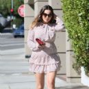 Kelly Brook Out In Hollywood